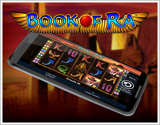 Book Of Ra Mobile Handy